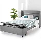 Modern Upholstered Platform Bed
