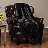 Chanasya Super Soft Shaggy Longfur Throw Blanket