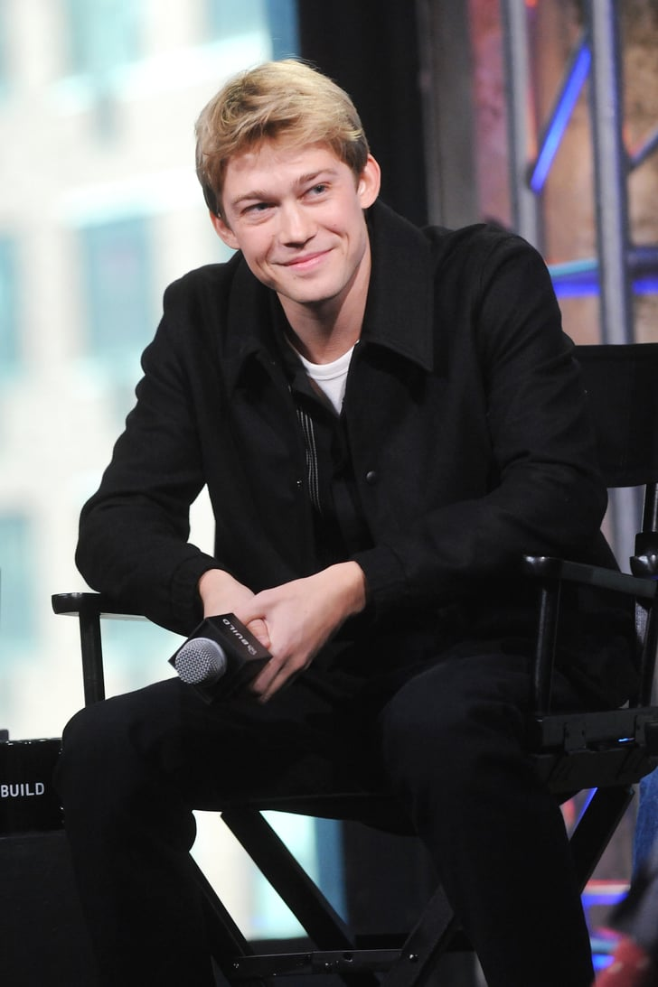 Hot Joe Alwyn Pictures Popsugar Celebrity Photo 4