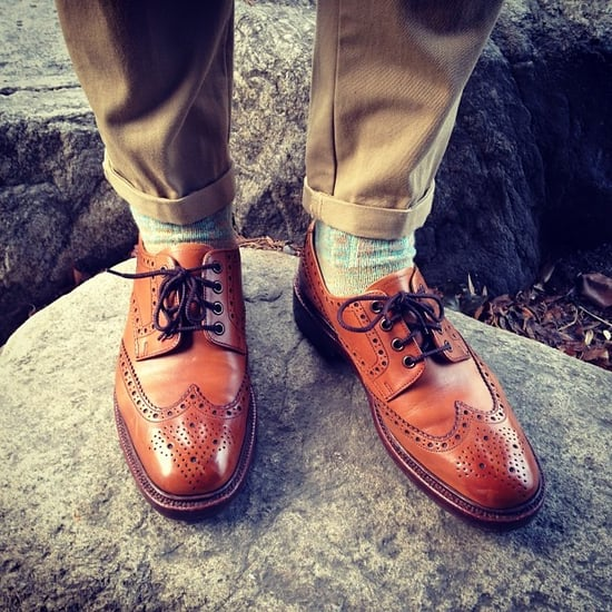 What Men's Shoes Say About Them