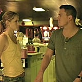 Channing Tatum falls for Cody Horn's character.