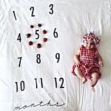 BATZKids Monthly Milestone Blankets