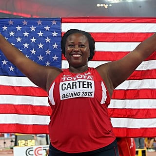 Olympic Gold Medalist Michelle Carter Knows That Athletes Come in Every Size