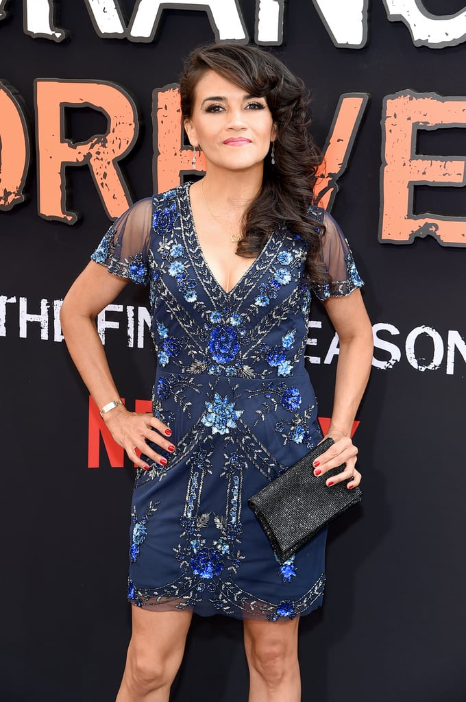Karina Arroyave at the Orange Is the New Black Season 7 Premiere