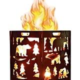 Bear Wood Burning Pit