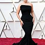 Ashley Graham at the 2019 Academy Awards