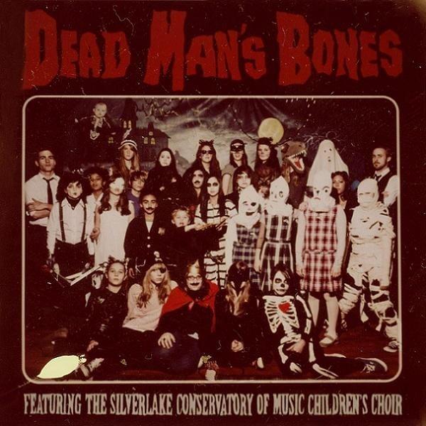 Dead Man's Bones CD ($13)