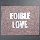 Alexandra Ferguson Edible Love Placemat