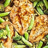1-Skillet Balsamic Chicken and Vegetables
