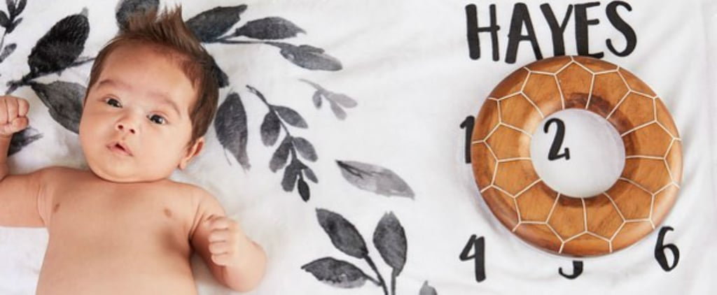 Pictures of Jessica Alba's Son, Hayes