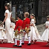 Prince William and Kate Middleton, 2011