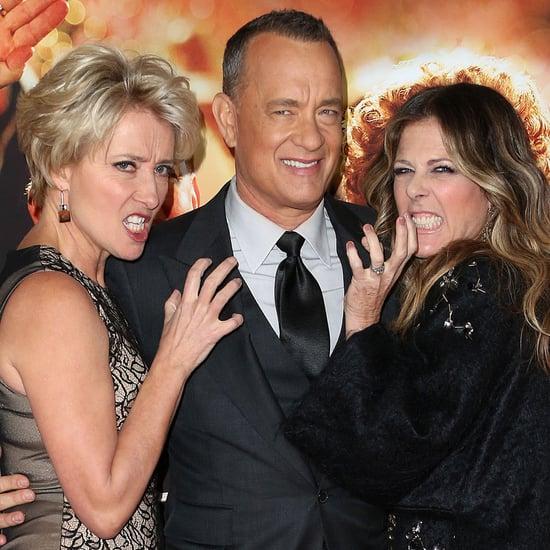 Tom Hanks and Emma Thompson at Saving Mr. Banks Premiere