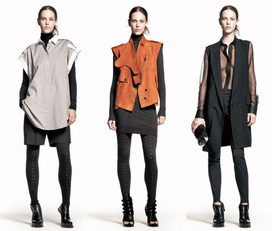 Pictures of Alexander Wang Pre Fall 2011 Collection