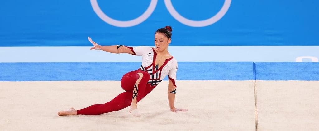 Germany Women's Gymnastics Team Wear Unitards at Olympics
