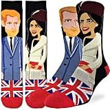 Prince Harry and Meghan Markle Socks