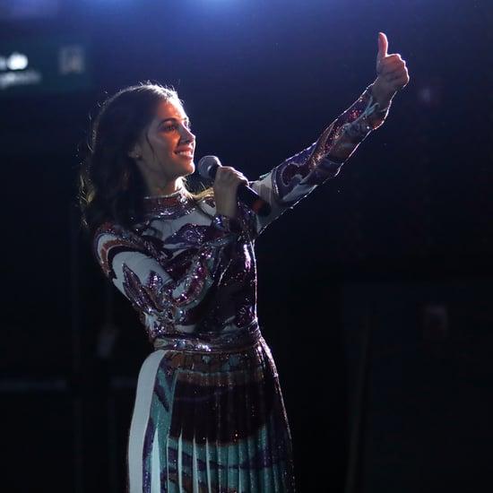 Naomi Scott Singing Videos