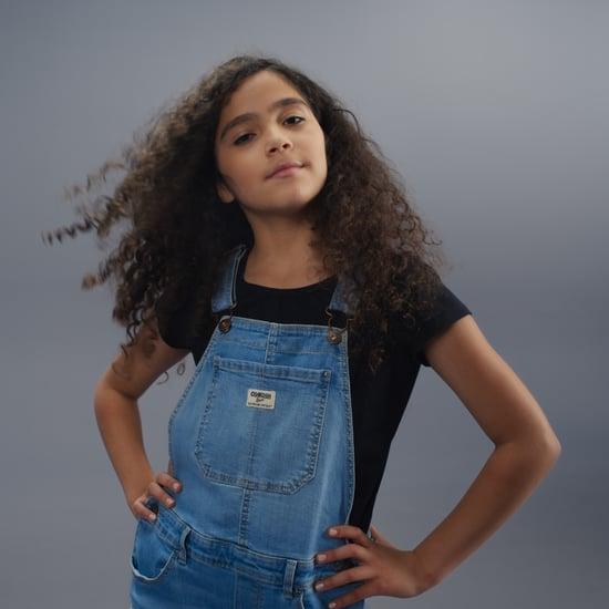 Mariah Carey and Nick Cannon's Daughter in OshKosh B'gosh Ad