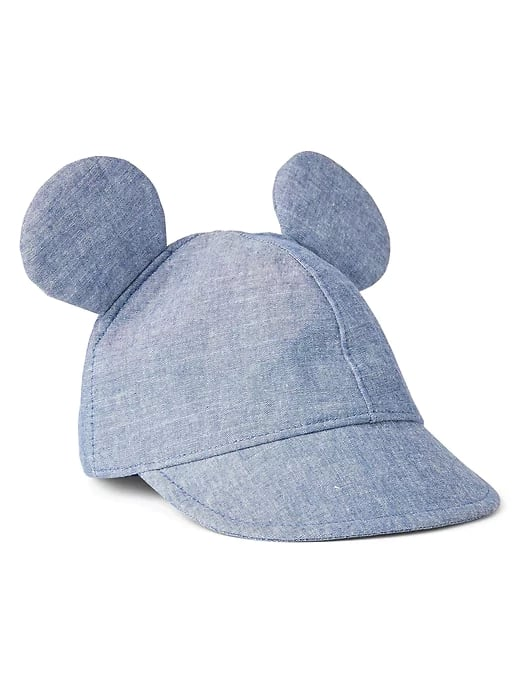 BabyGap Mickey Mouse Baseball Hat  bf5af31f9a7