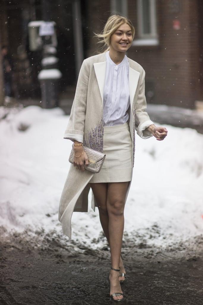 Gigi Hadid Style 2015