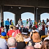Disney-Themed Wedding With Guests in Costumes