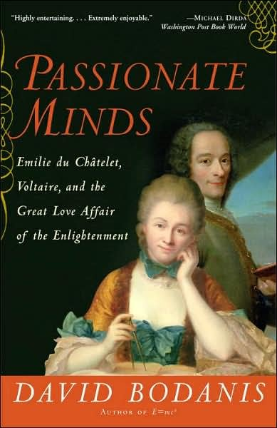 Voltaire and Emilie du Chatelet