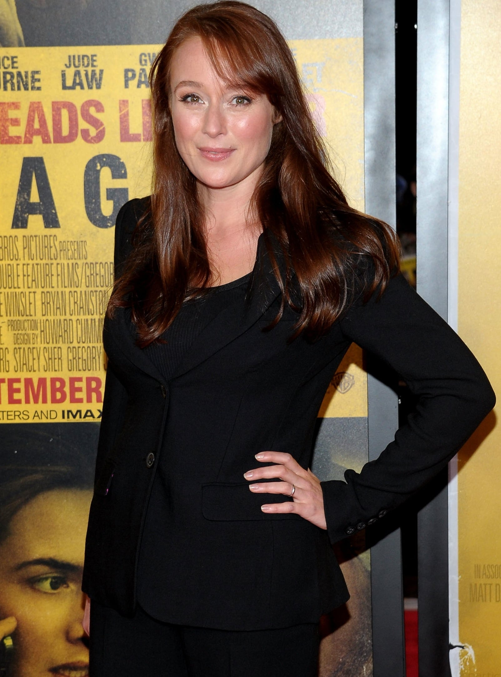 Ana Foxx jennifer ehle will play carla, ana's mother, in the fifty