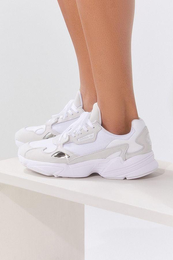 newest 875f4 fc06a Adidas Falcon Sneaker Review  POPSUGAR Fashion