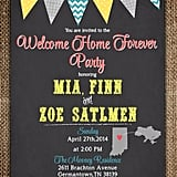 Hosting a Welcome Home Forever Party