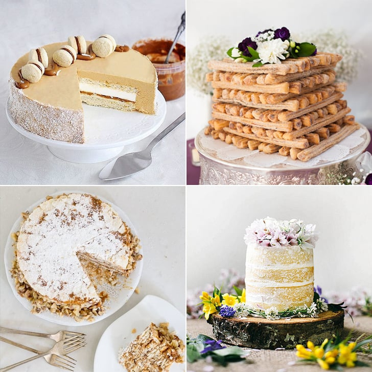 Latin Wedding Cakes