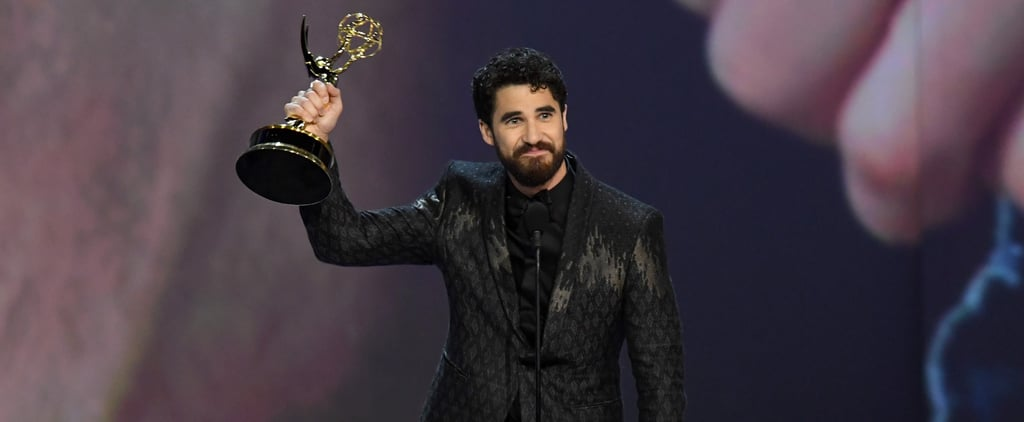 Darren Criss's Acceptance Speech at the 2018 Emmys