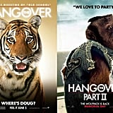 See the New Hangover Part II Posters Side by Side With the Originals