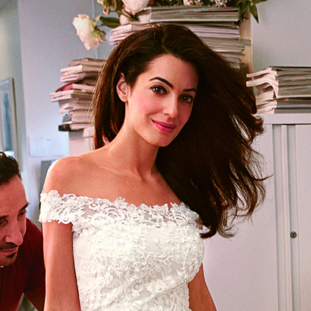 Best celebrity wedding dresses 2014 popsugar fashion junglespirit Gallery