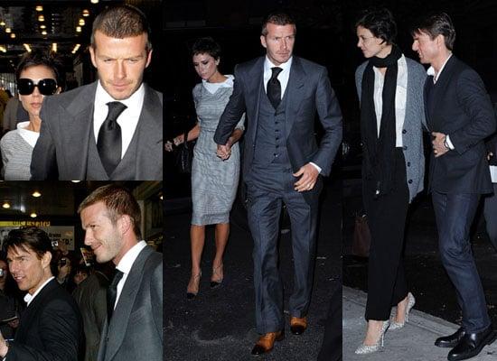 27/11/2008 Beckhams and Cruises