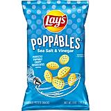 Lay's Poppables Sea Salt & Vinegar Chips