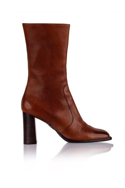 Brother Vellies Lauryn Boot in Whiskey