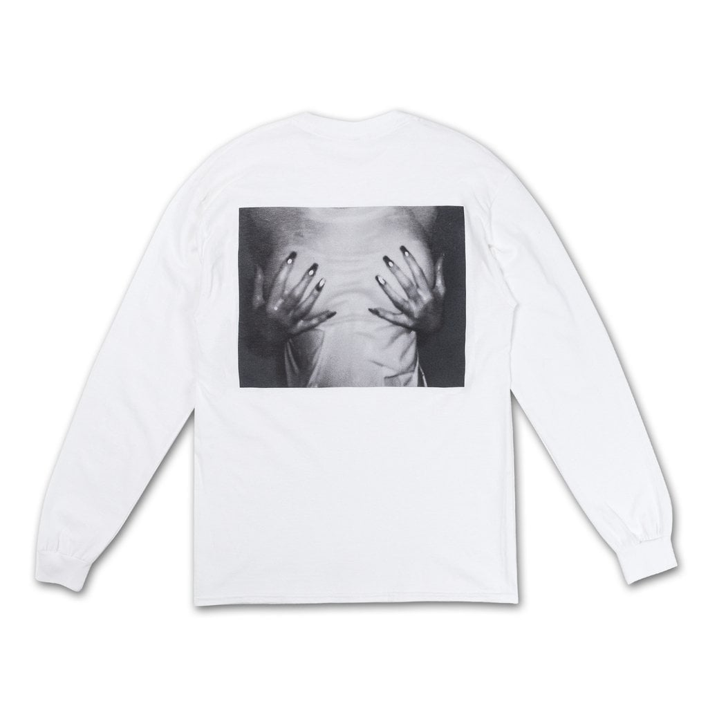 Cover Up Long Sleeve Tee ($40)