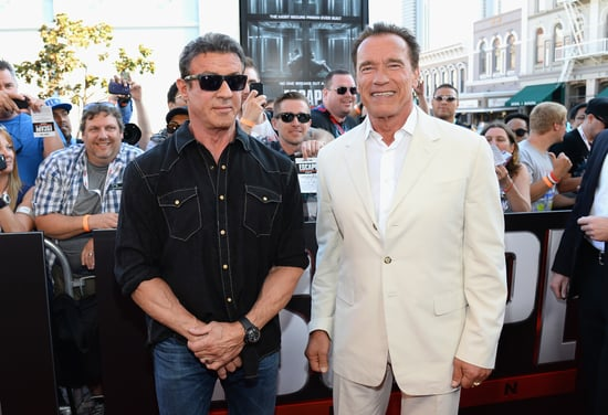 Sylvester-Stallone-Arnold-Schwarzenegger-posed-together