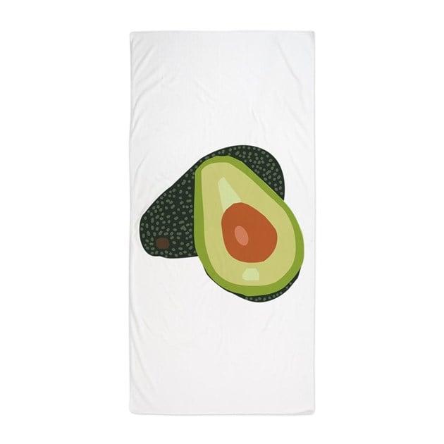 Avocado Beach Towel