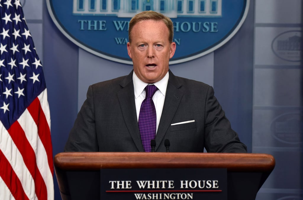 Why Did Sean Spicer Resign?