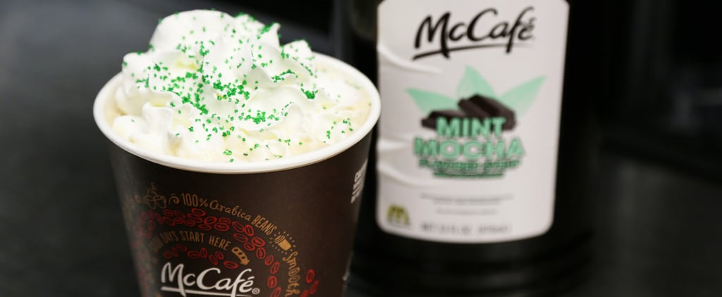 The 1 Ingredient That Makes the McCafé Shamrock Drinks Different Than the Shake