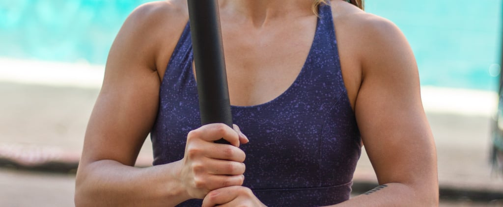 how to get rid of underarm fat with resistance bands