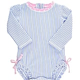 RuffleButts Long Sleeve One-Piece
