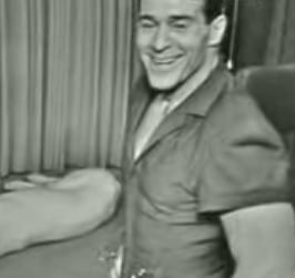 Jack LaLanne Cracks a Sexist Quip and a Couple Push-Ups