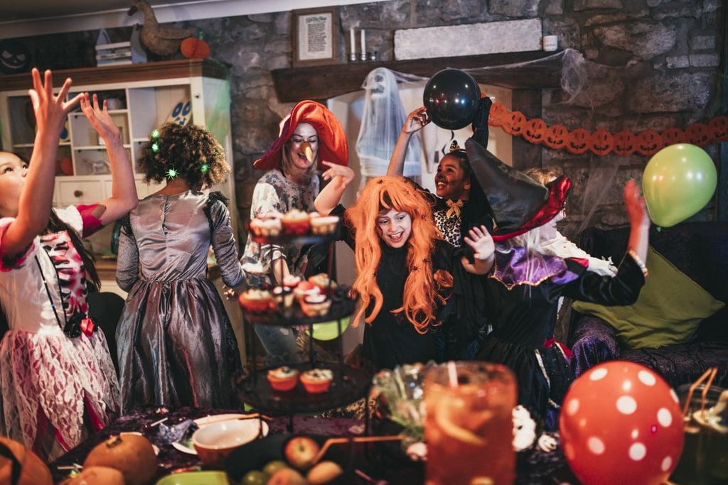 Halloween Dancing Zoom Background