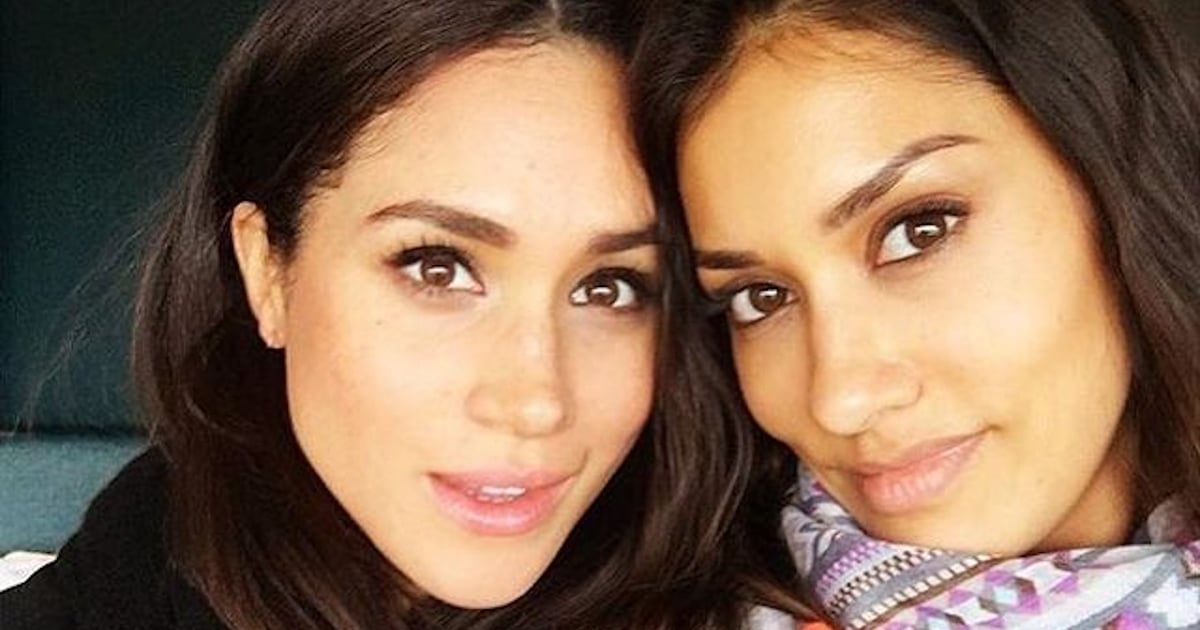 """Janina Gavankar Supports Meghan Markle After Tell-All: """"The Truth Can Finally Come Out"""""""