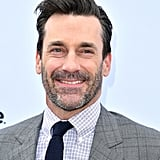 """""""I'm really looking forward to the documentary they're going to make about this year's Golden Globes, called Beard Parade 2017."""" — Jon Hamm, bringing up the staggering number of beards in the room."""