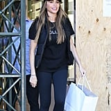 Sofia Vergara smiled during her Friday shopping trip in LA.