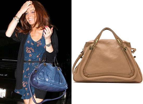 Chloe Paraty Bag Popsugar Fashion Uk