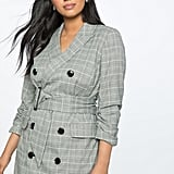 Eloquii Double Breasted Blazer Dress
