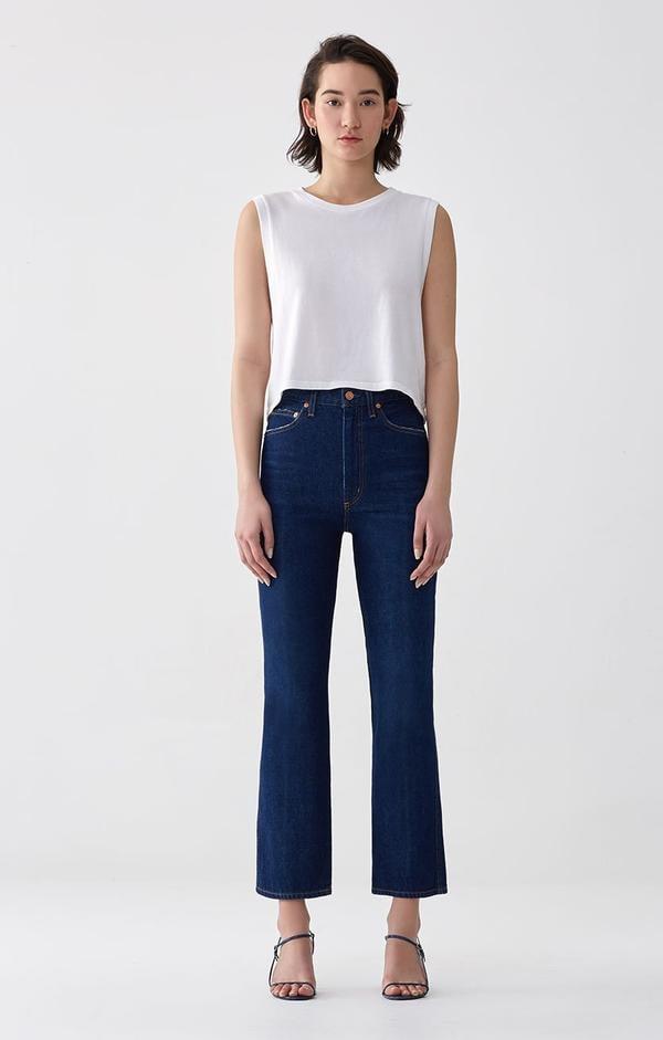 Agolde Pinch High Rise Kick Jeans